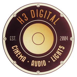 H3 Digital Logo